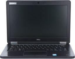 Laptop Dell Dell Latitude E5250 i3-5010U 8GB 120GB SSD 1366x768 Klasa A- Windows 10 Home uniwersalny