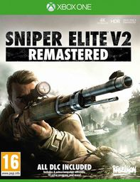 Sniper Elite V2 Remastered PL/ENG Xbox One