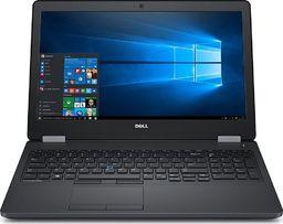 Laptop Dell 2300 MHz, 8 GB, 256 GB, Brak, Windows 10 Pro