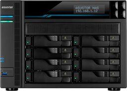 Serwer plików Asustor SIECIOWY SERWER PLIKÓW NAS ASUSTOR AS6508T LOCKERSTOR 8-DYSKOWY TOWER