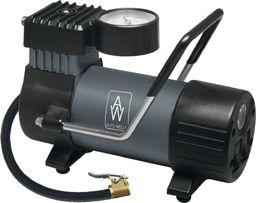 Kompresor samochodowy Auto Welle AUTO WELLE KOMPRESOR 12V 150W  7 BAR Z LATARKĄ LED AWGAW01-19