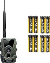 Kamera KAMERA LEŚNA FOTOPUŁAPKA GPRS MMS 36 IR| HC801M 2G