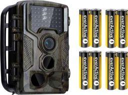 Kamera KAMERA LEŚNA FOTOPUŁAPKA FULL HD 42 IR 120 STOPNI | HC800A