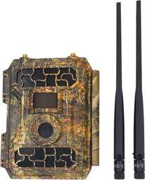 Kamera FOTOPUŁAPKA KAMERA LEŚNA 4.3G FHD 100 57IR 4G GPS