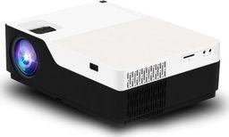 Projektor RZUTNIK PROJEKTOR M18 | 5500 LUM WiFi ANDROID 6.0 1920x1080P