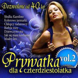 Prywatka dla 40-latka vol.2 CD