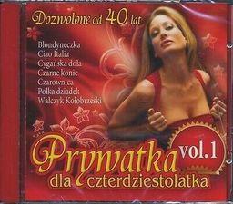 Prywatka dla 40 - latka vol. 1 CD