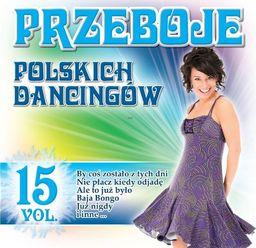 Przeboje Polskich Dancingów vol. 15 CD