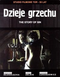 Dzieje grzechu DVD