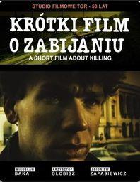 Krótki film o zabijaniu DVD