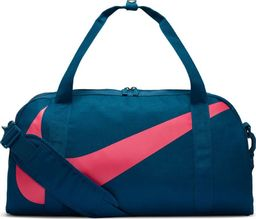 Nike Torba Nike BA5567 432 Gym Club BA5567 432 niebieski