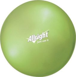 Allright Piłka do ćwiczeń Over Ball 26cm zielona (FIPG26G)
