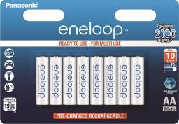 Panasonic Akumulator Eneloop AA / R6 1900mAh 8szt.