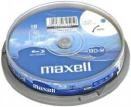 Maxell BD-R 4X 25GB FULL INKJET PRINT CAKE 10szt (276072.00.TW)
