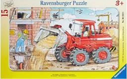 Ravensburger Puzzle 15 Koparka