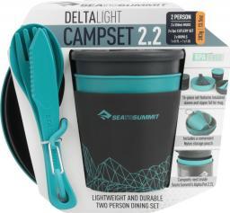 SEA TO SUMMIT Zestaw naczyń DeltaLight Camp Set 2.2 (ADLTSET2.2/UNI/UNI)