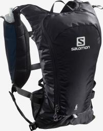 Salomon Plecak do biegania Agile 6 Set Black r. uniwersalny (LC1305500)