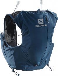 Salomon Plecak do biegania Adv Skin 8 Set W Poseidon/Night Sky r. M (LC1306300)