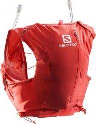 Salomon Plecak do biegania Adv Skin 8 Set W Cayenne/Porcelain Rose r. M (LC1306400)