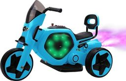 Artyk Motorek na baterie niebieski