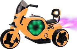Artyk Motorek na baterie żółty