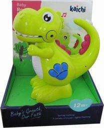 Askato Muzyczny dinozaur zielony