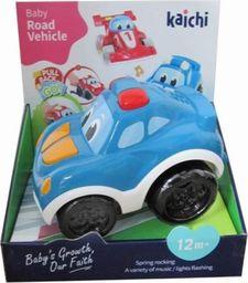 Askato Muzyczny samochodzik niebieski