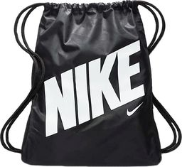 Nike Nike Y NK Gymsack Aop BA5992-010  czarne One size