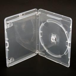 Amaray pudełko na płyty  BLU-RAY 14MM 1 CLEAR