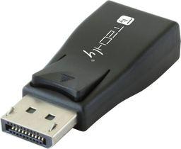 Adapter AV Techly Techly Display Port to VGA adapter