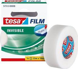 Tesa tesafilm 33m 19mm unsichtbar HFB