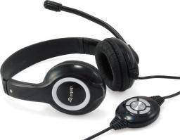 Słuchawki z mikrofonem Equip USB-Headset (245301)