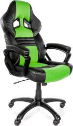 Fotel Arozzi Monza Zielono-czarny  (MONZA-GN)