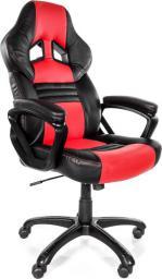 Fotel Arozzi Monza Czerwono-czarny (MONZA-RD)