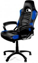 Fotel Arozzi Enzo Czarno-niebieski (ENZO-BL)