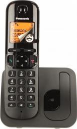 Telefon bezprzewodowy Panasonic KX-TGC210PDB