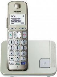 Telefon bezprzewodowy Panasonic KX-TGE210 Dect