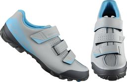 Shimano Buty rowerowe Shimano SH-ME200, ME200 szaro-niebieskie 41
