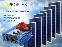 JA SOLAR zestaw fotowoltaiczny 6 x JA SOLAR bez podgrzewacza (PR008ZFWBPCW)