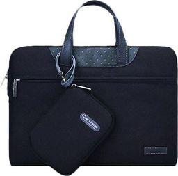 Torba Cartinoe Cartinoe Lamando torba na laptopa Laptop 13,3'' czarny uniwersalny