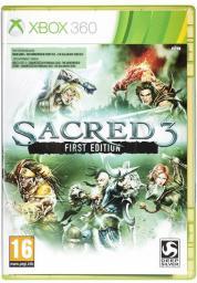 Gra  Sacred 3 First Edition Xbox 360