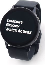 Smartwatch Samsung Galaxy Watch Active 2 LTE Black Alu 40mm Czarny  (SM-R835FZKADBT)