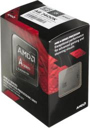 Procesor AMD A6 7400k, 3.5GHz, BOX (AD740KYBJABOX)