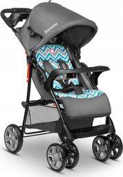 Wózek Lionelo Wózek dziecięcy Emma Plus Blue Scandi