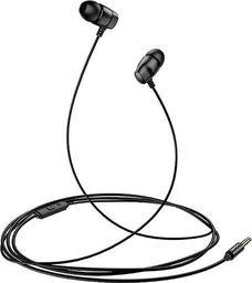 Słuchawki Usams USAMS Słuchawki stereo EP-36 3,5 mm czarny/black HSEP3601