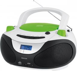 Radioodtwarzacz Sencor Radioodtwarzacz CD SPT 3228WG CD/MP3/USB/SD Bluetooth -SPT 3228 WG