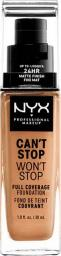 NYX Can't Stop Won't Stop Golden 30ml