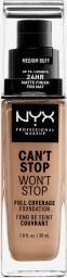 NYX Can't Stop Won't Stop Medium Buff 30ml