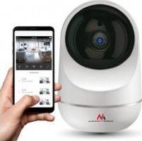 "Niania Maclean Kamera obrotowa Maclean MCTV-170 PTZ 3MPx 1/2.9"" CMOS H.265 WiFi LAN elektroniczna niania HD"