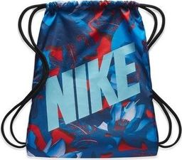 Nike Worek szkolny NIKE Sportowy Graphic JUNGLE Na buty i odzież uniwersalny